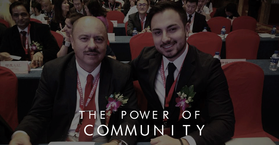 #3 – The Power of Community