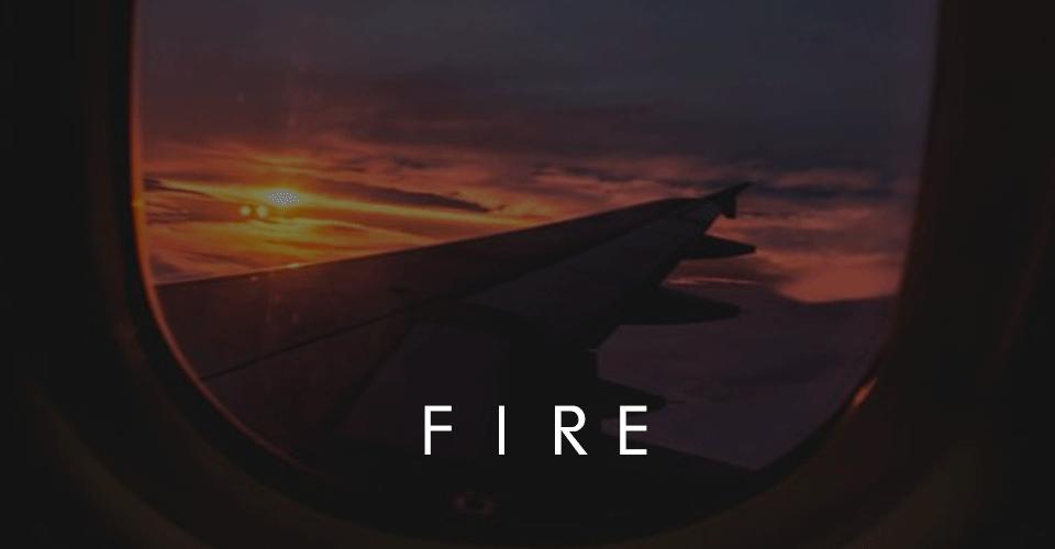 BE LIKE FIRE