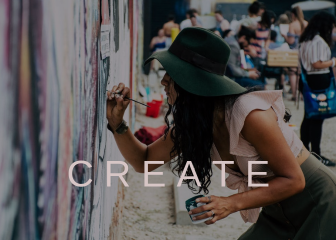What Do You Create?